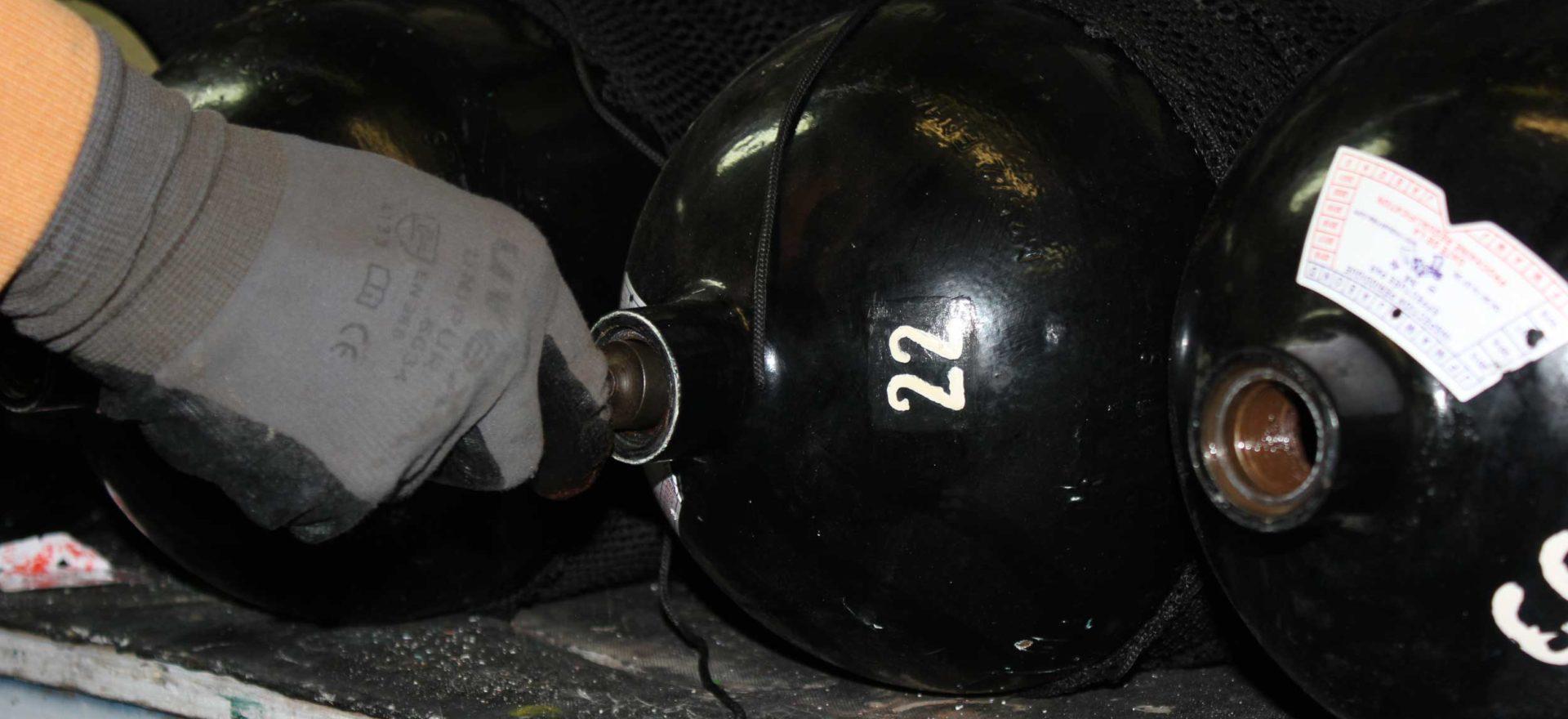 inspection bouteille de plongée 11