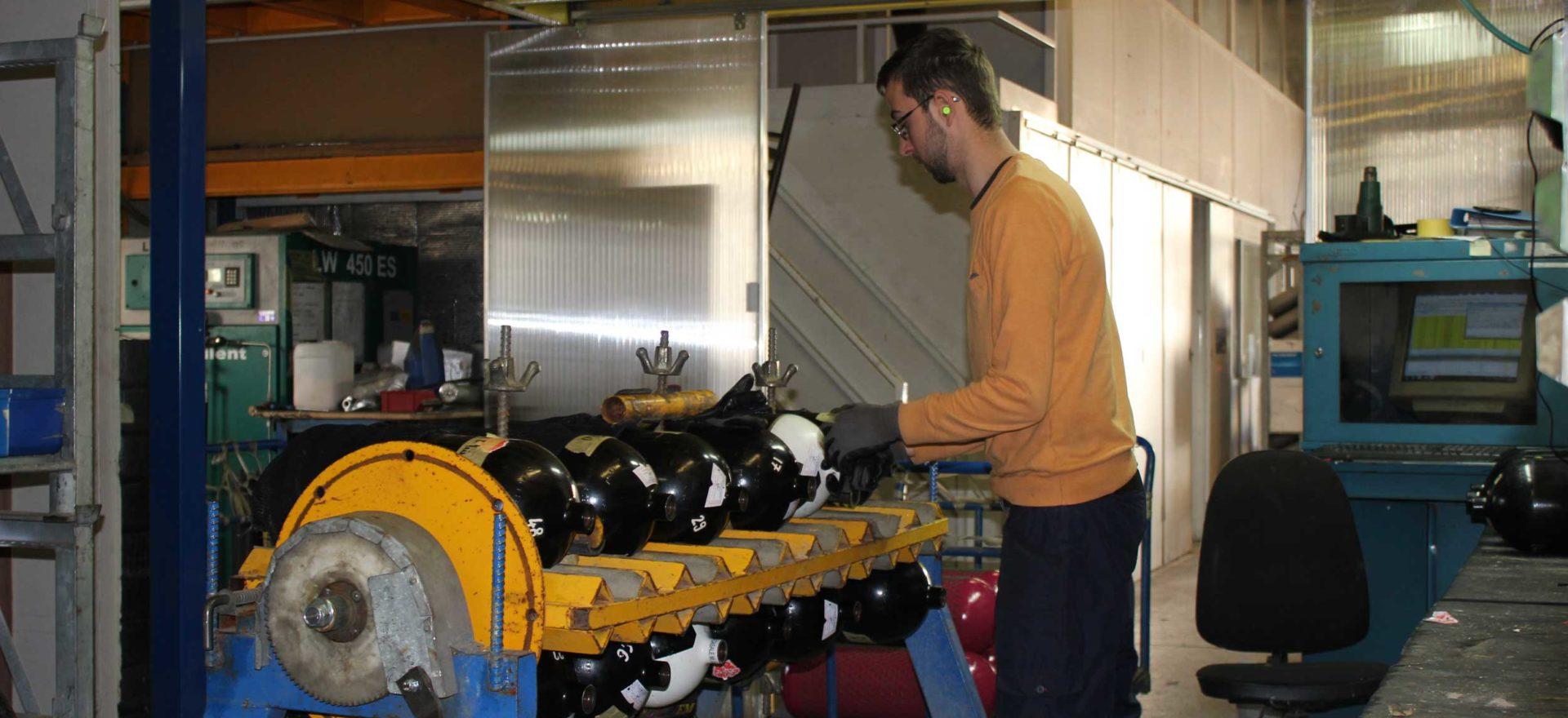inspection bouteille de plongée 14
