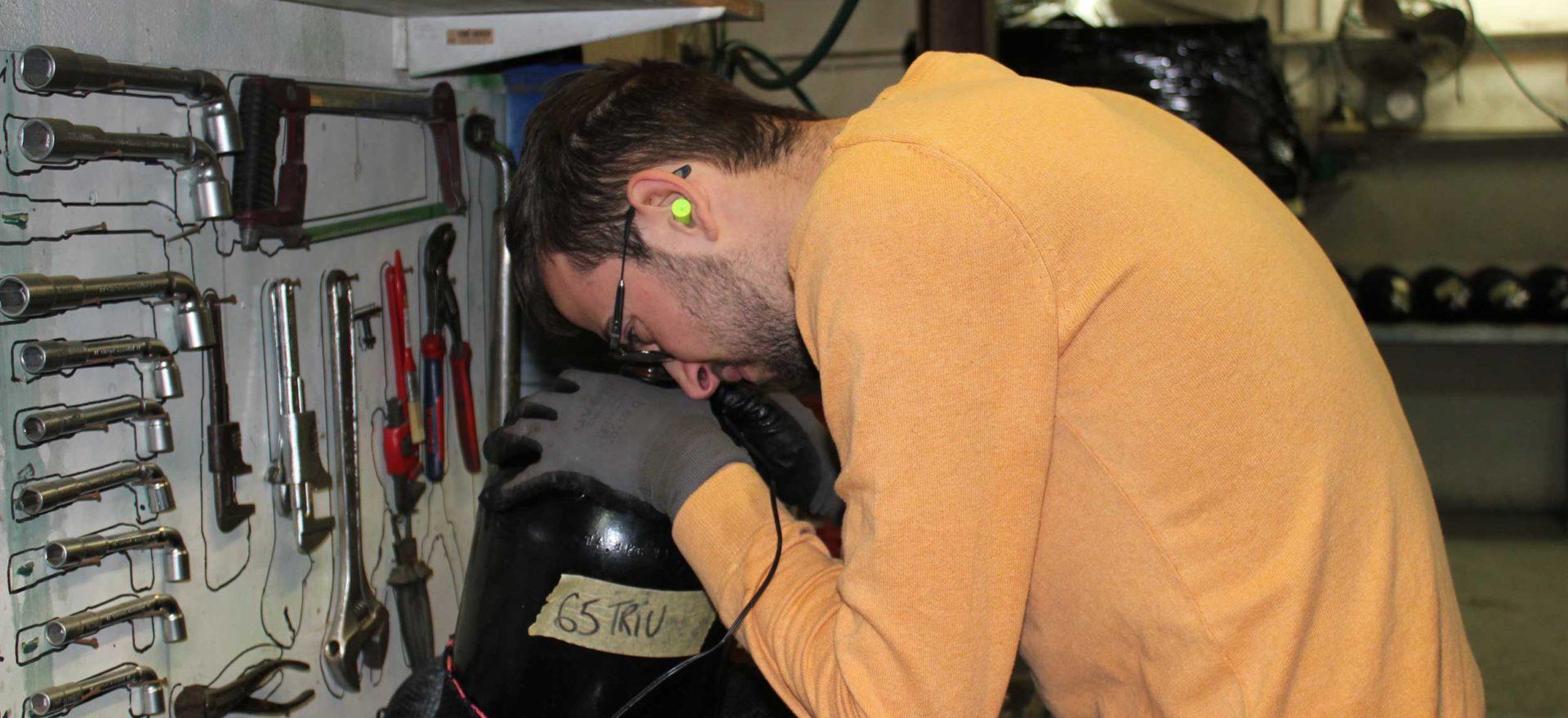inspection bouteille de plongée 1
